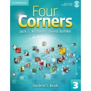 Four Corners Level 3 Student's Book with Self-study CD-ROM by Jack C. Richards
