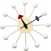 Replica George Nelson Ball Clock - white