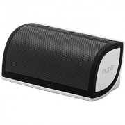 NYNE Multimedia Inc Mini Portable Bluetooth Speaker (Black/Silver)