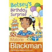 Betsey's Birthday Surprise by Malorie Blackman