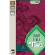 King James Version Bible for Teens by Zonderkidz