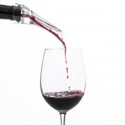 Wijn decanteer schenker