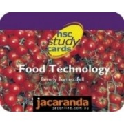 Hsc Study Cards Food Technology by Burnett Fell
