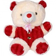 Prince Playable King Teddy - 21 Inch (White)