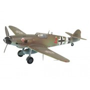 Revell Modellbausatz 04160 - Messerschmitt Bf 109 G-10 en una escala de 1:72