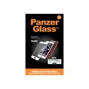 PANZERGLASS Apple iPhone 6 / 6s Backcover Edgegrip Wit met roségoud