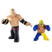 Wwe Rumblers Kane And Rey Mysterio Figure 2 Packs