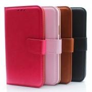 Samsung Galaxy S5 Flipcover -skydsskal - Röd