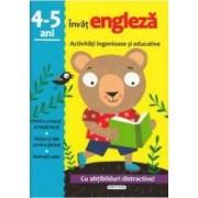 Activitati ingenioase si educative Invat engleza 4-5 ani