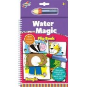 Water Magic Carte de colorat Jungla vesela