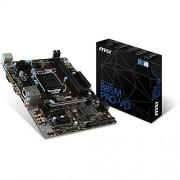 MSI B85M-PRO-VD Carte mère Intel Micro ATX Socket 1150