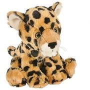 Animal World Cheetah Cub Plush Toy