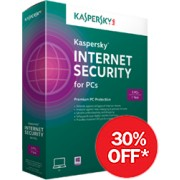 Kaspersky Internet Security 2014 3 User Multi Device 1 Year For PC/Laptop