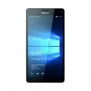 Microsoft Lumia 950 XL Smartphone, Display 5,7 Pollici, Memoria 32 GB, Fotocamera 20 MP, Windows 10, Bianco [Germania]