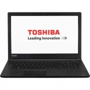 Laptop Toshiba Satelite Pro R50-C-104 15.6 inch HD Intel Core i3-5005U 4GB DDR3 500GB HDD Black