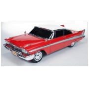 "1958 Plymouth Fury ""Christine"" 1/18 By Autoworld Awss102"