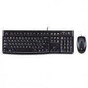 Mouse de Escritório USB 1000dpi teclado escritório USB Logitech MK120