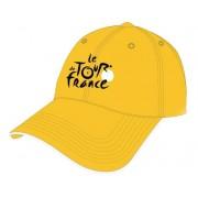 Tour De France Cap Logo Geel