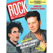 Rock And Folk N° 265 : Spécial Été: Cure, Simple Minds Duel Au Soleil