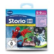 VTech 80-273004 - Gioco di apprendimento per Tablet, soggetto: Ultimate Spiderman