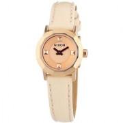 Nixon A338-1532 Ladies Mini B Soft Pink Watch