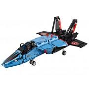 LEGO Avion cu reactie pentru curse (42066)