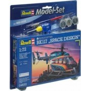 Macheta Revell Model Set Eurocopter BK 117 Space Design