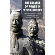 Balance of Power in World History by Stuart J. Kaufman