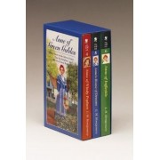 Anne of Green Gables, 3-Book Box Set, Volume II: Anne of Ingleside; Anne's House of Dreams; Anne of Windy Poplars, Paperback