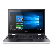 "Acer R3-131T-C6K3 Aspire Notebook Convertibile 360°, Display 11.6"" HD Multi-Touch, Processore Intel Celeron N3050, 2 GB RAM, 32 GB SSD, Intel HD Graphics"