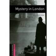 Mystery In London - Oxford Bookworms Starters