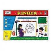 Avis Kinder 2 Double Side Writing Board - Write & Wipe