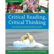 Critical Reading, Critical Thinking by Richard Pirozzi