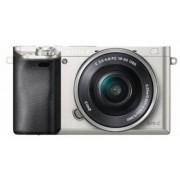Sony Alpha 6000 Kit Silber + SEL-P 16-50 Objektiv