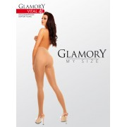 Glamory - Plus size support tights Vital 40 denier