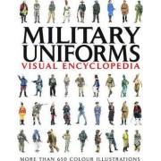 Military Uniforms Visual Encyclopedia by Chris McNab