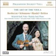 Artisti Diversi - Art of the Viola (0747313260621) (1 CD)