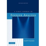 A First Course in Fourier Analysis by David W. Kammler