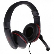 Casti Somic Over-Head Salar A500 Black