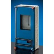 Hensel fogyasztásmérő szekrény, 1 vagy3 fázis, 300x600x185mm (MI-72431)