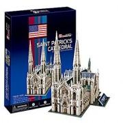 CubicFun C114H St. Patricks Cathedral Puzzle