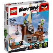 LEGO Angry Birds 75825 The Pigs Pirate Ship