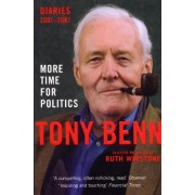 More Time for Politics by Tony Benn