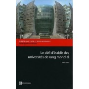The Challenge of Establishing World Class Universities by Jamil Salmi