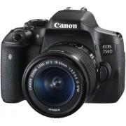 Canon EOS 750D 24,2 Mpixels + EF-S + 18-55IS - ПРОМОЦИЯ
