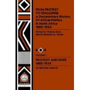 A Documentary History of African Politics in South Africa 1882-1964 by Associate Professor of Political Science Sheridan Johns