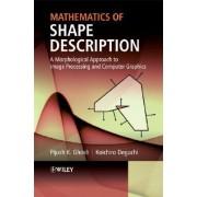 Mathematics of Shape Description by Koichiro Deguchi