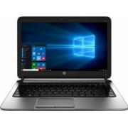 Laptop HP ProBook 430 G3 Intel Core Skylake i5-6200U 256GB 4GB Win10Pro Fingerprint Reader Bonus Geanta Laptop Dicallo LLM0314