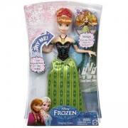 Дисни Замръзналото кралство - Пееща кукла Ана, Disney Frozen, 170968