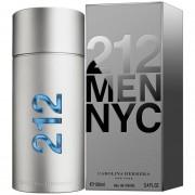 Perfume 212 De Carolina Herrera 100 Ml Edt Spray Caballero